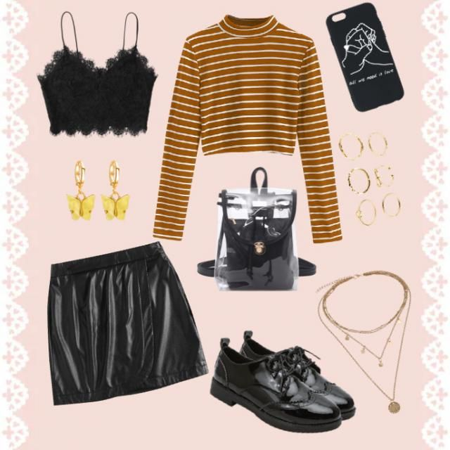 a cute outfit for autumn and all year round xx