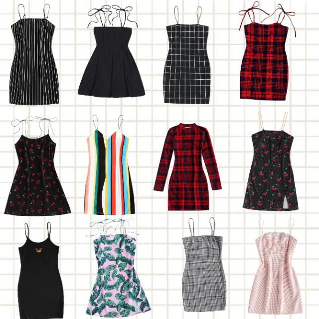 these is some dressis i so like