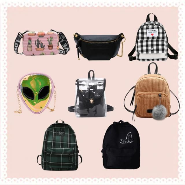 some of cool bags