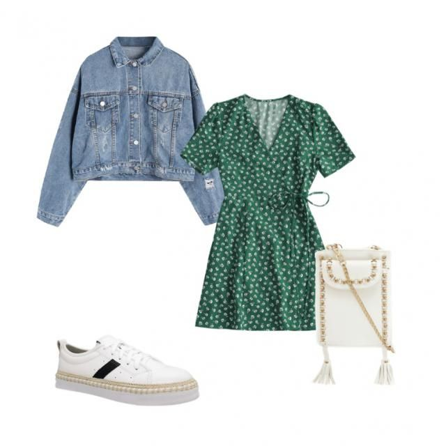 An outfit for  💚