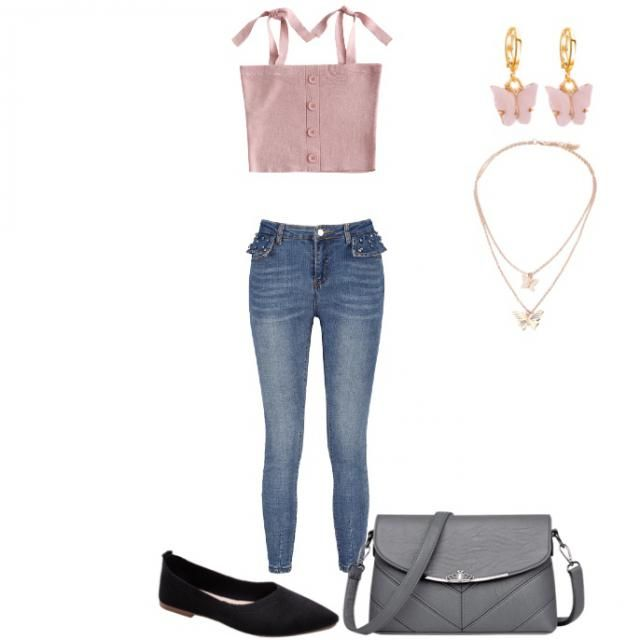 Betty Cooper inspired outfit