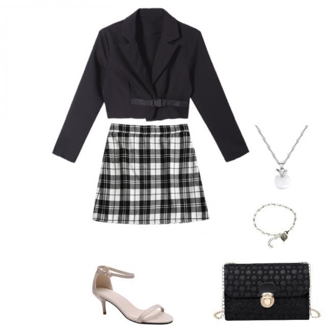 Veronica Lodge inspired outfit