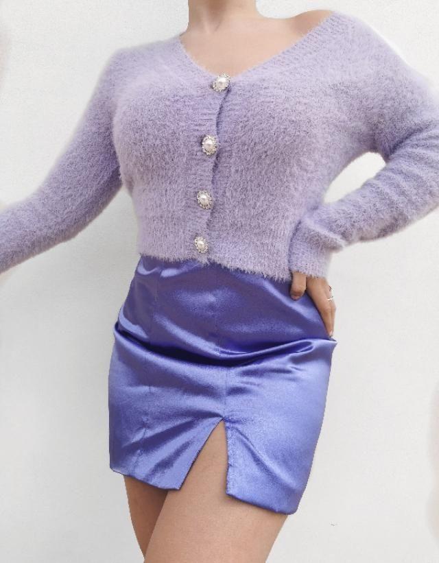 Love lilac color 🌈💜