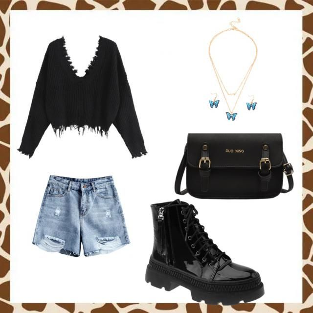 Casual day a day outfit