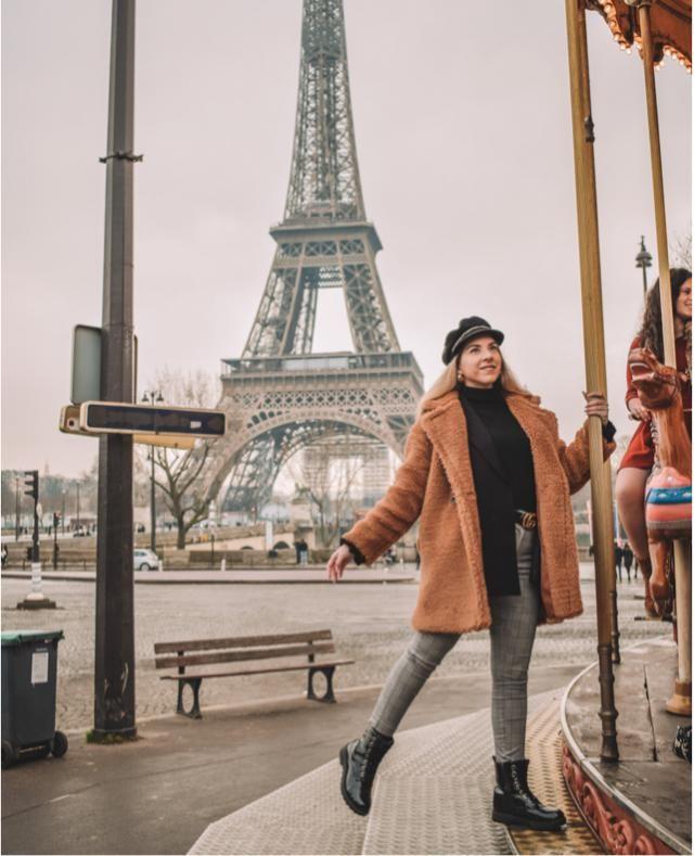 Happy to travel