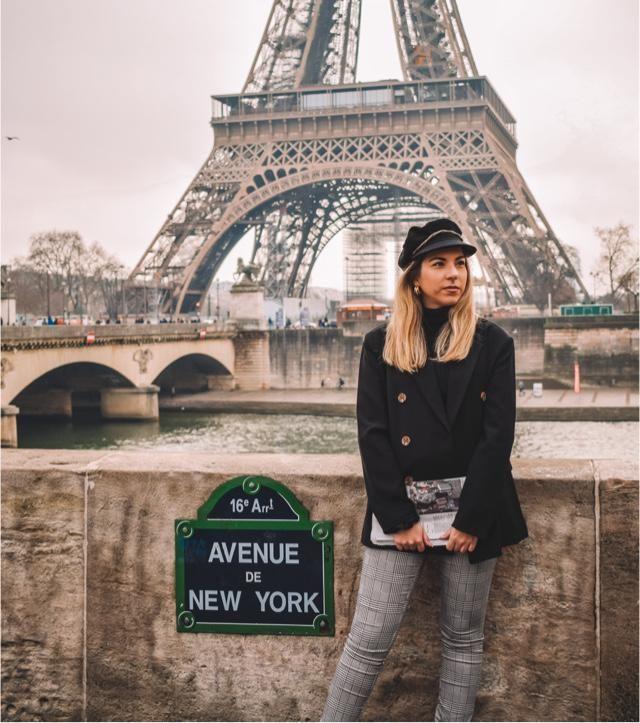 Like a parisian