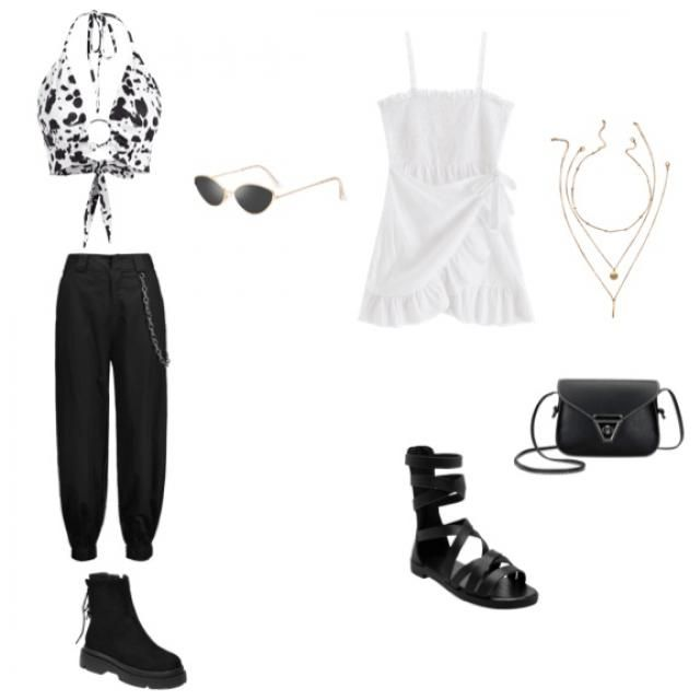 Savage & Casual outfit