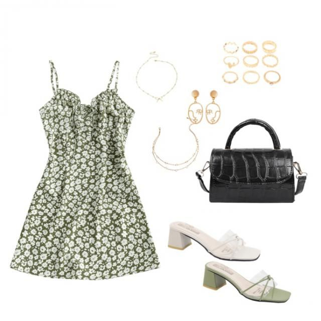 Chic but simple🥝