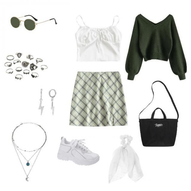 a green summer