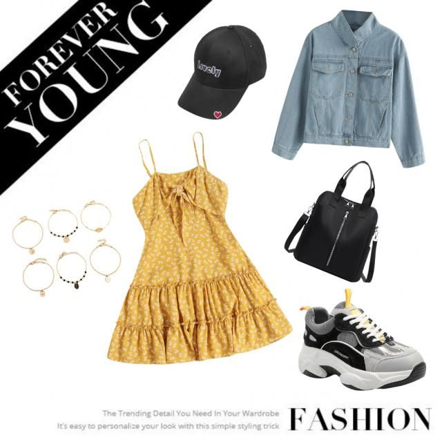 Summer outfit, Kstyle, have fun with this look ;)