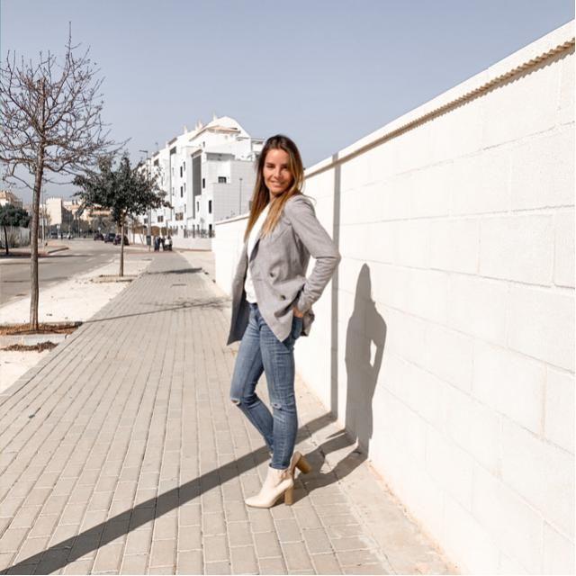 Jeans 💙  @beafeliu