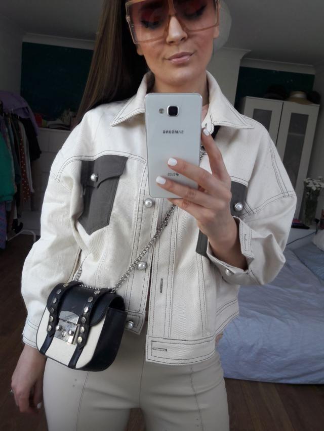 My fav spring jacket ❤