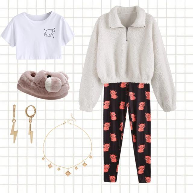 Coronavirus outfit! xo