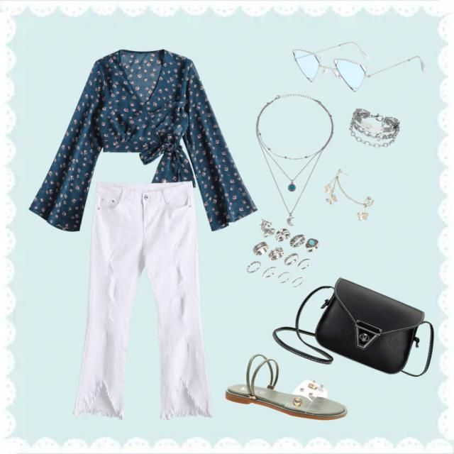 Perfec style! Like for like✨