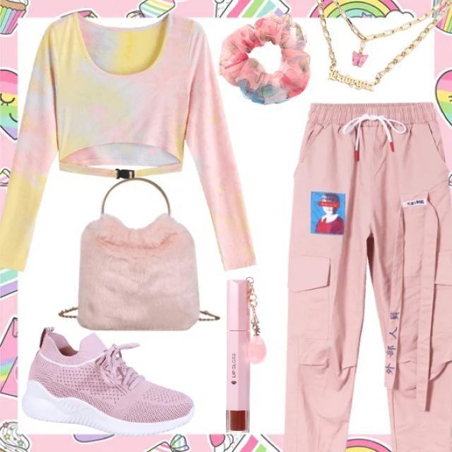 Pink stinks