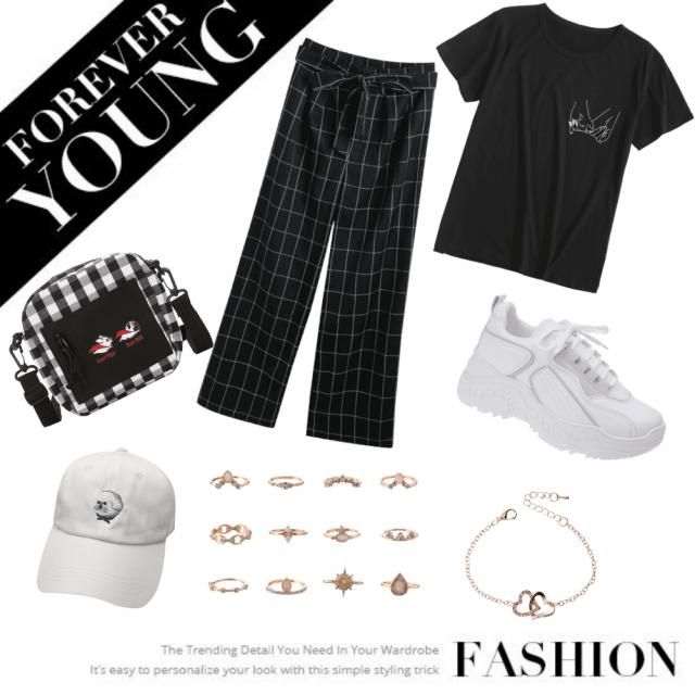 outfit inspiration :)