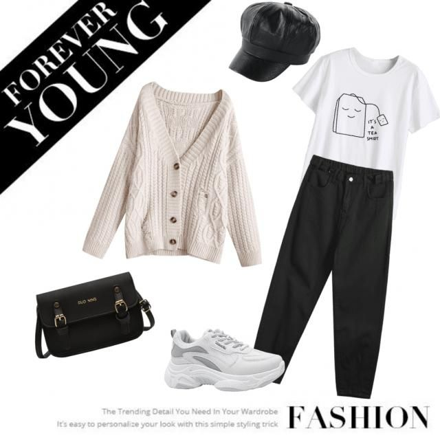 casual outfit ;)