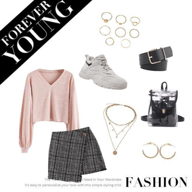 cute casual look! 🐽