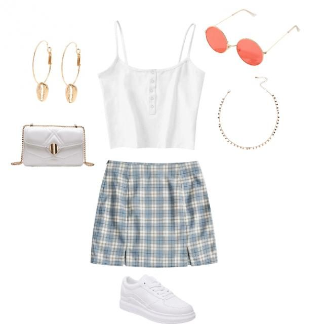 cute outfit for summer dates and nights