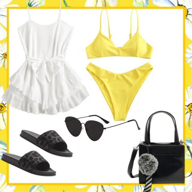 Beach attire 💕