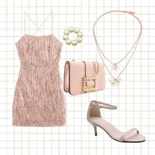 A gorg party outfit!💕