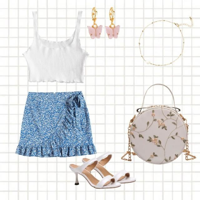 ♡a cute spring outfit♡