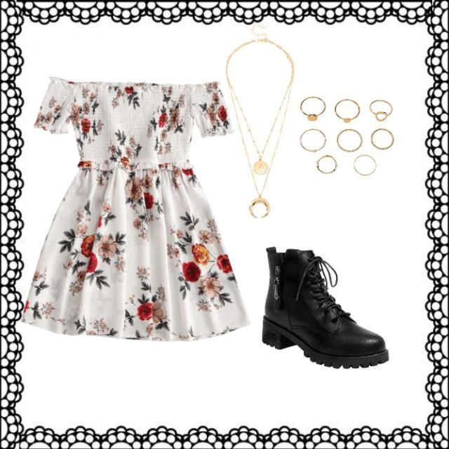 really cute and stylish outfit