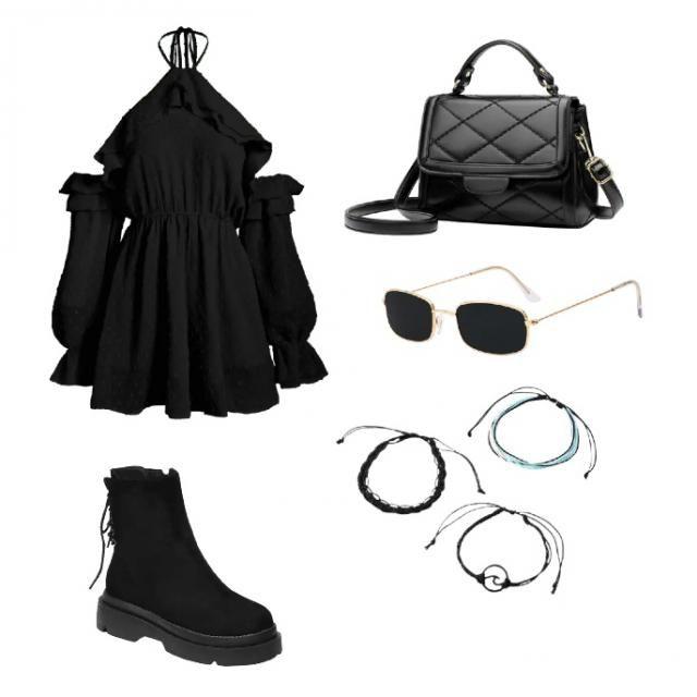 Black item