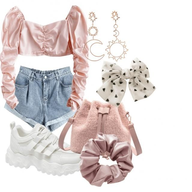 Prettty and pink