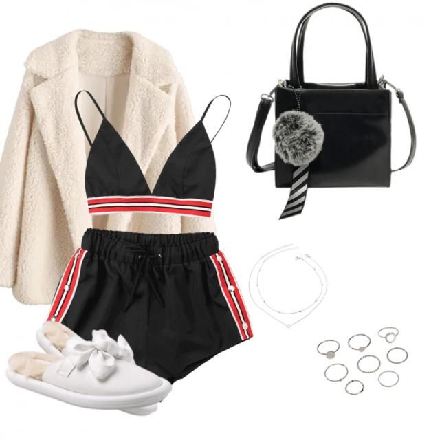 #  Cute but comfy outfits.