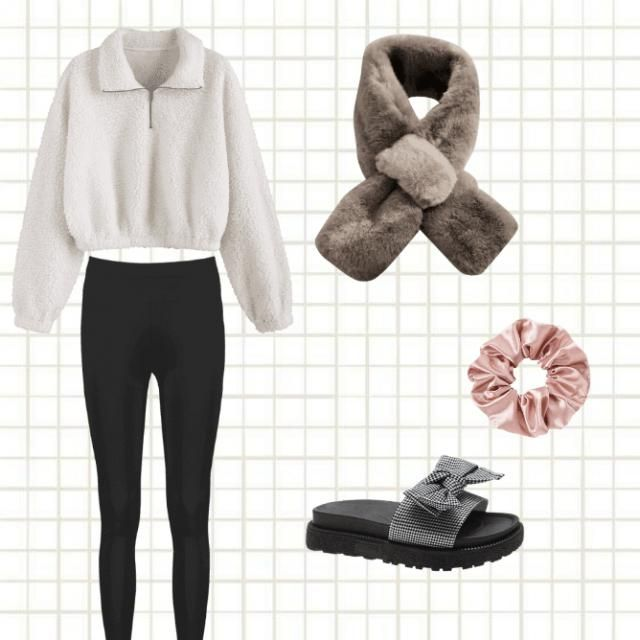 In quarantine I like to be cozy and do some self care because now is the time. I dress similar to this outfit and I …