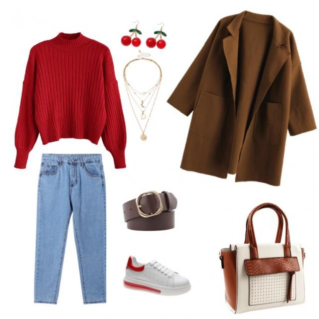 Outfit inspired by my friend Ina