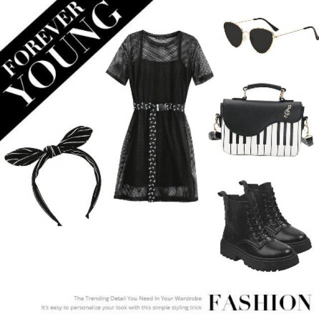 colección black