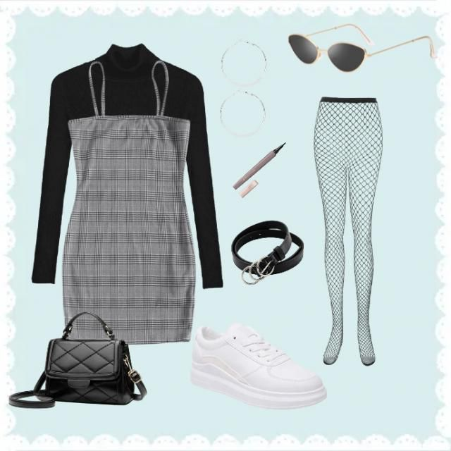 I&;m new at this so uh, this is my first outfit created so far😌