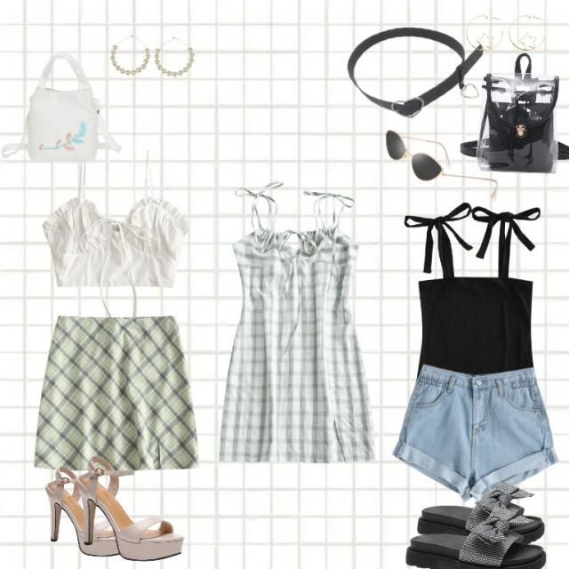 2 casual fits and a dress to Spice it Up