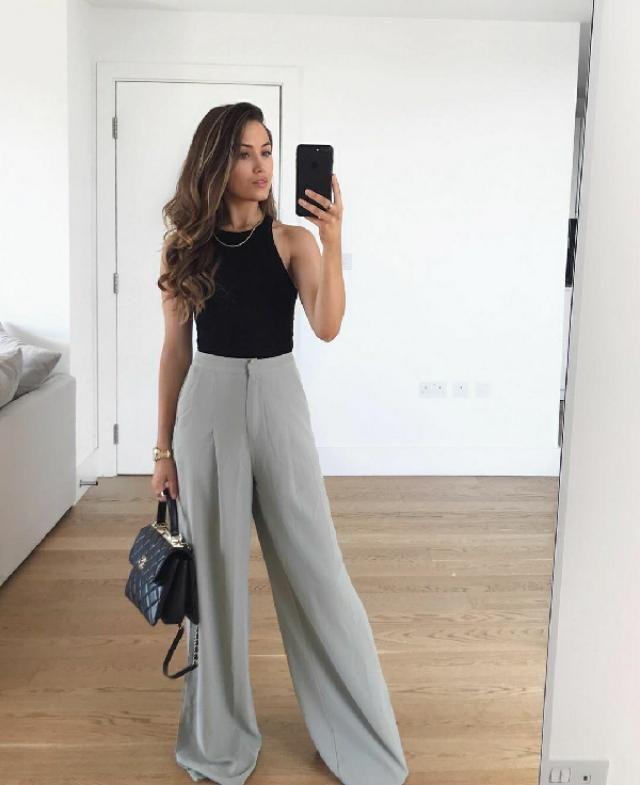 Wide pants 👖