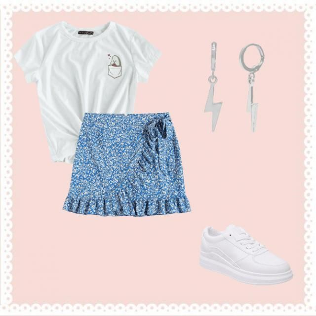 perfect summer outfit ☀️