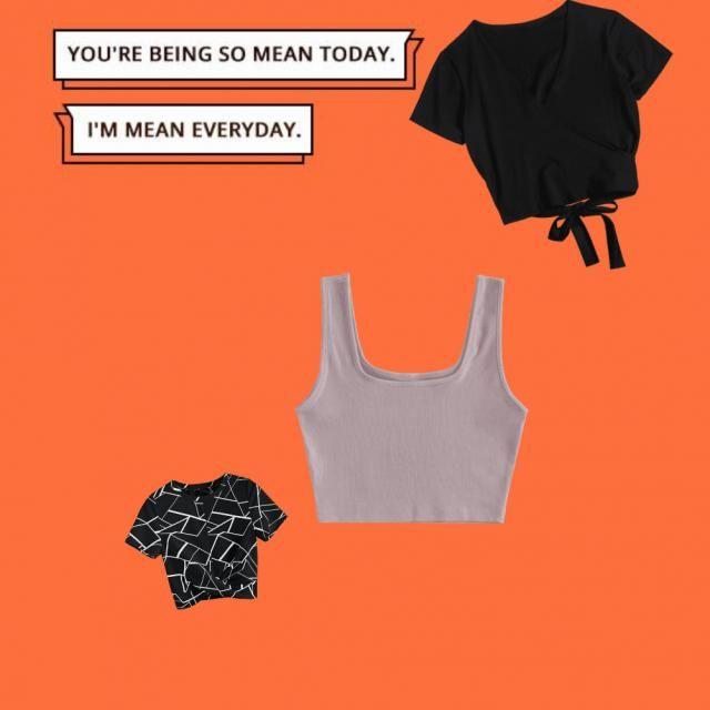 everyday tops