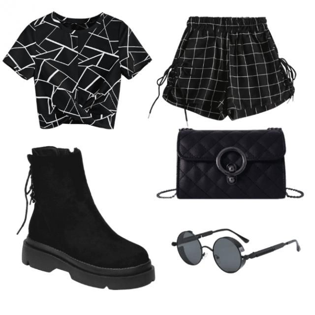 black items 😎😍