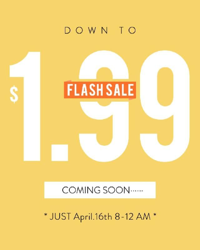 ZAFUL Flash Sale!