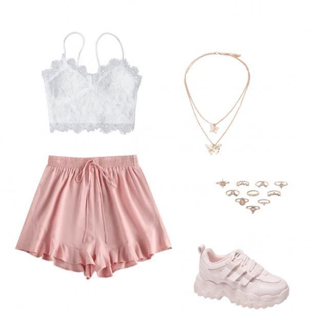 chic pink!