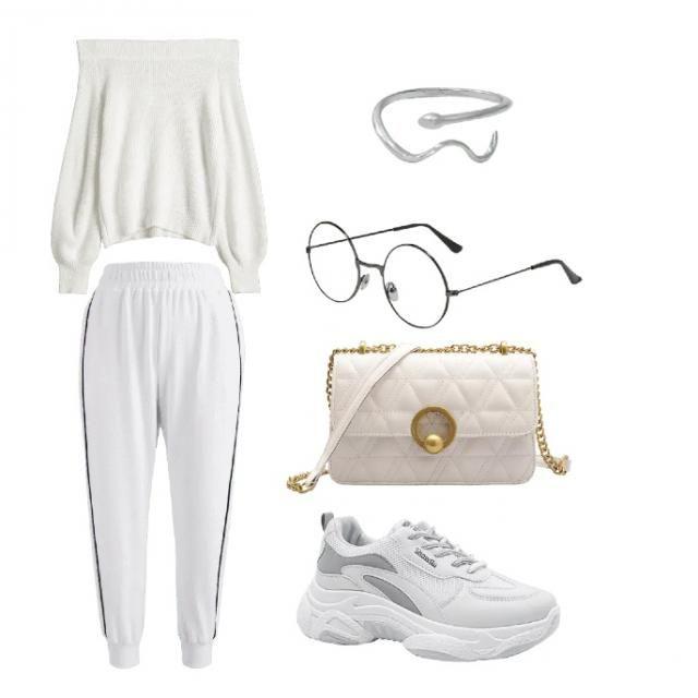 White items