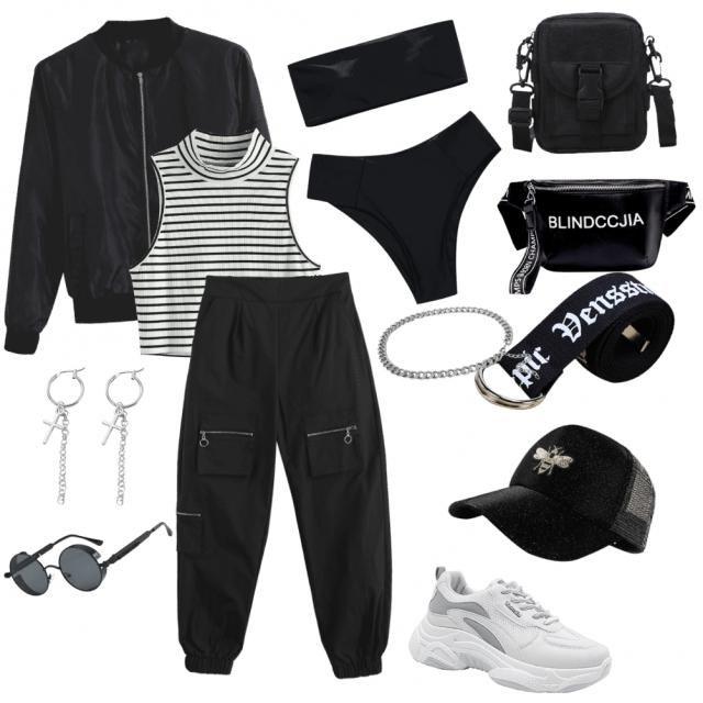 &White             &White