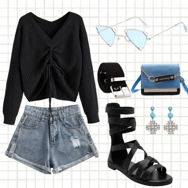 Casual Oufit !🖤   💙