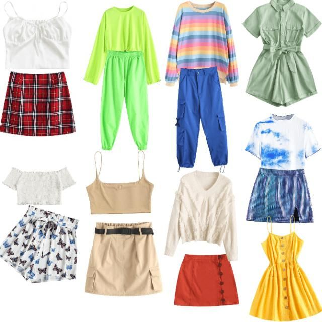 9 daily love outfits