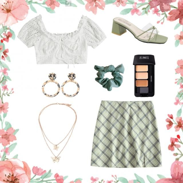 Nice outfit for spring🌷🌺