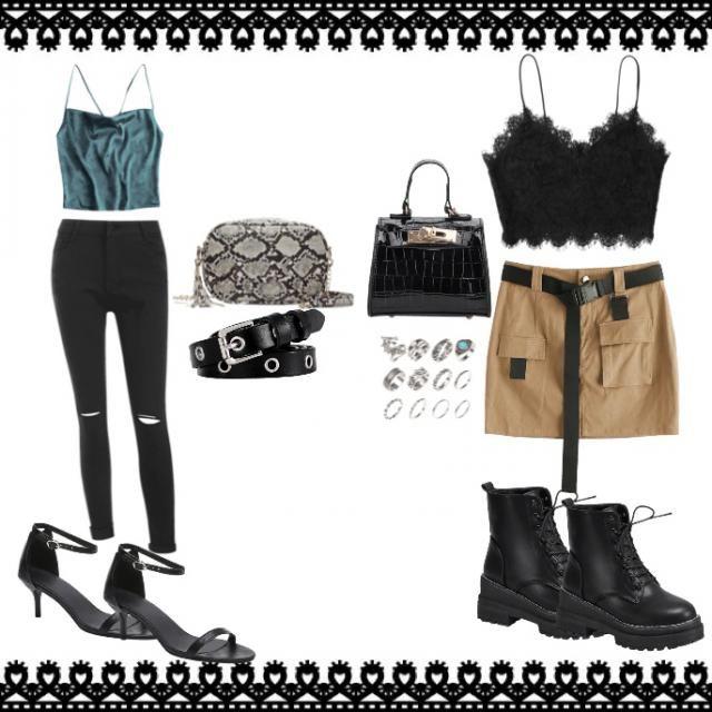 girls night out‼️