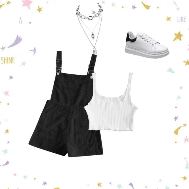 first outfit here yay I wish u all like it