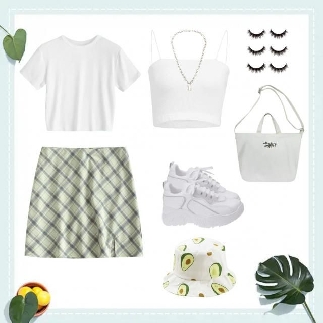 Fresh Green Outfit