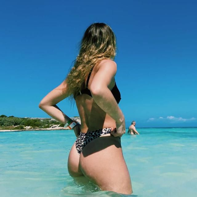 Start your summer with ZAFUL  ZAFUL Leopard Push Up Underwire Bikini Swimsuit